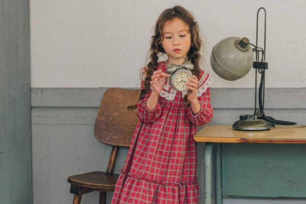 PINK BERRY - BRAND - Korean Children Fashion - #Kfashion4kids - Narae One-piece