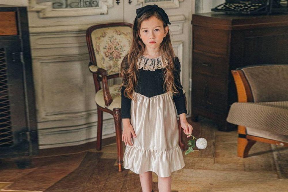 PINK BERRY - BRAND - Korean Children Fashion - #Kfashion4kids - Charne One-piece