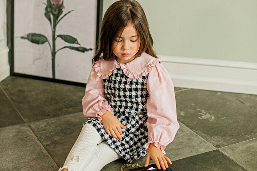 PUDDING - BRAND - Korean Children Fashion - #Kfashion4kids - Jumper One-piece