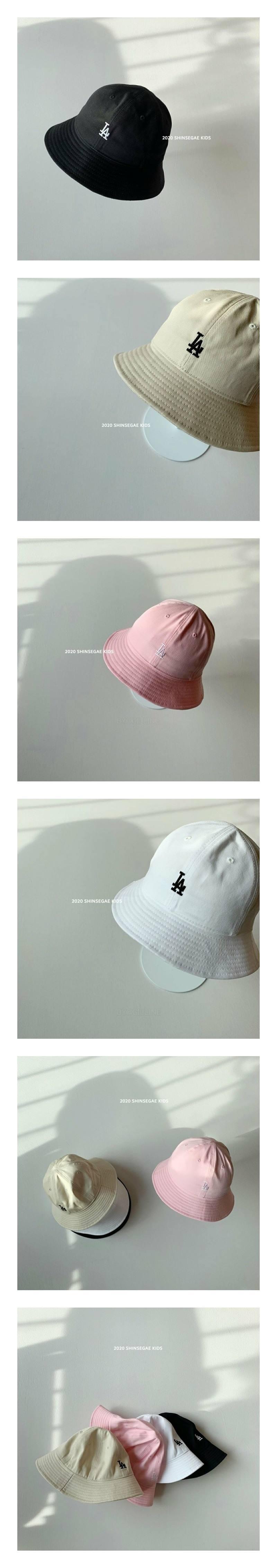 SHINSEAGE KIDS - Korean Children Fashion - #Kfashion4kids - LA Bucket Hat
