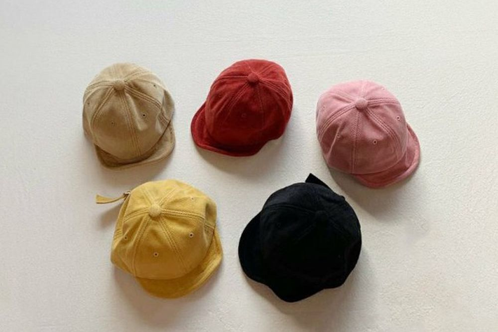 SHINSEAGE KIDS - BRAND - Korean Children Fashion - #Kfashion4kids - Corduroy Hat