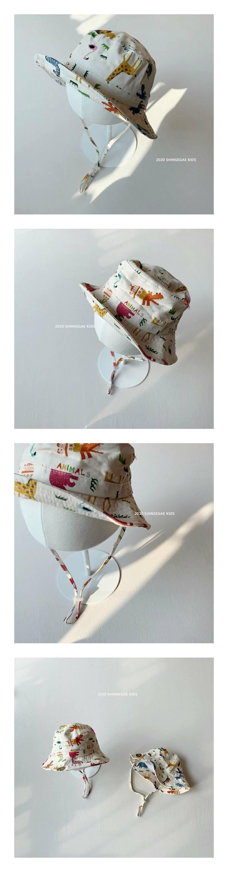 SHINSEAGE KIDS - Korean Children Fashion - #Kfashion4kids - Safari Hat