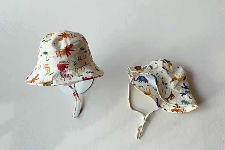 SHINSEAGE KIDS - BRAND - Korean Children Fashion - #Kfashion4kids - Safari Hat