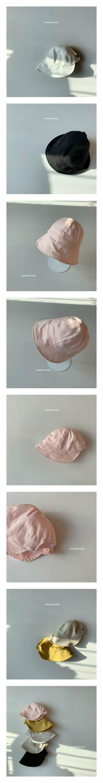 SHINSEAGE KIDS - Korean Children Fashion - #Kfashion4kids - Single String Bucket Hat