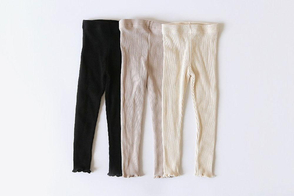 WHITESKETCHBOOK - BRAND - Korean Children Fashion - #Kfashion4kids - Basic Leggings