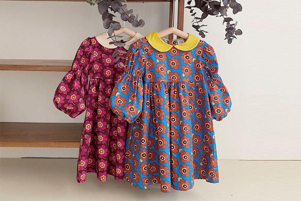 YELLOW FACTORY - BRAND - Korean Children Fashion - #Kfashion4kids - Emma One-piece