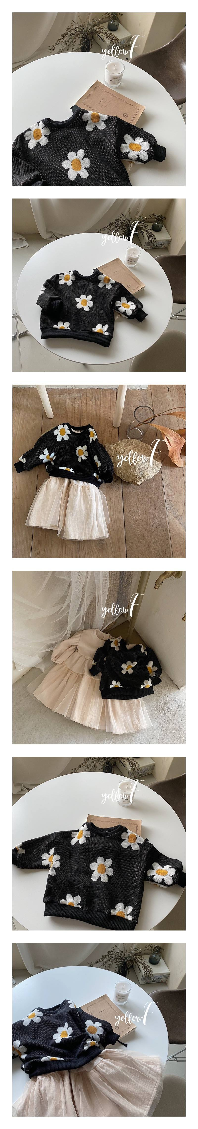 YELLOW FACTORY - Korean Children Fashion - #Kfashion4kids - Blossom MTM
