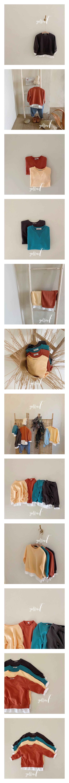 YELLOW FACTORY - Korean Children Fashion - #Kfashion4kids - Layered MTM