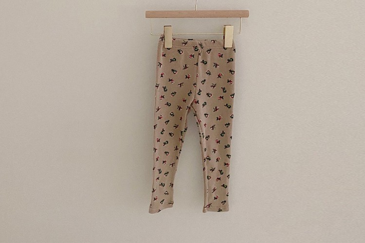 YELLOW FACTORY - BRAND - Korean Children Fashion - #Kfashion4kids - Waffle Leggings