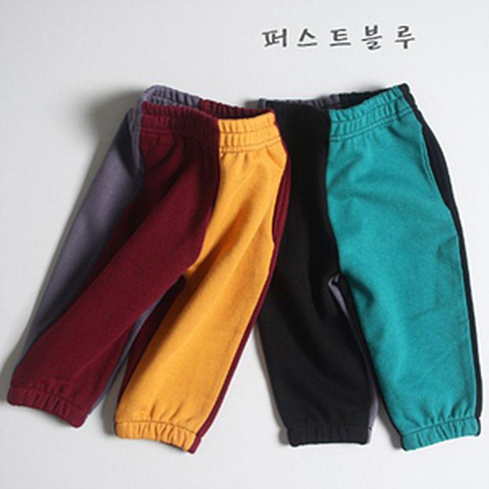 1ST BLUE - BRAND - Korean Children Fashion - #Kfashion4kids - Surprise Pants