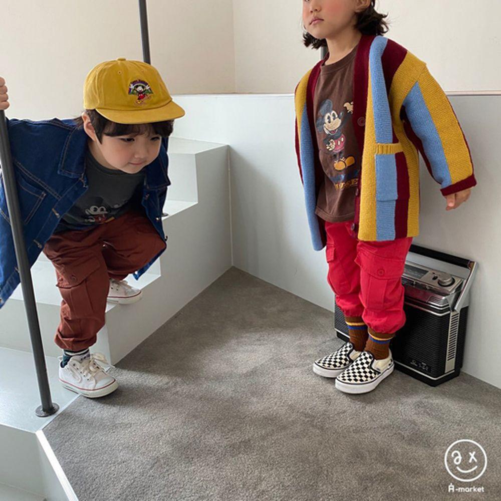 A-MARKET - Korean Children Fashion - #Kfashion4kids - Rainbow Cardigan - 9