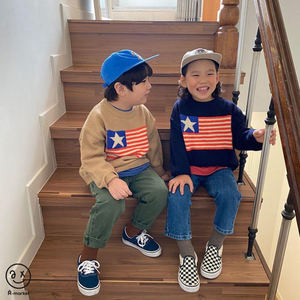 A-MARKET - Korean Children Fashion - #Kfashion4kids - Color Short Socks [set of 4 - 7
