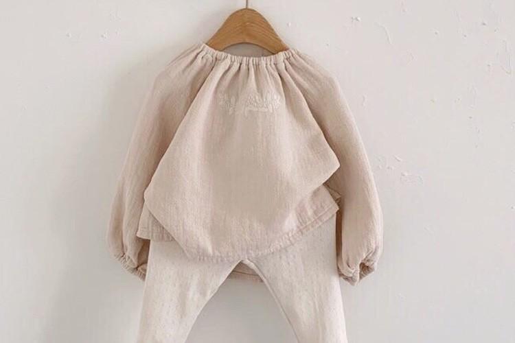 ALADIN - BRAND - Korean Children Fashion - #Kfashion4kids - Linda Blouse