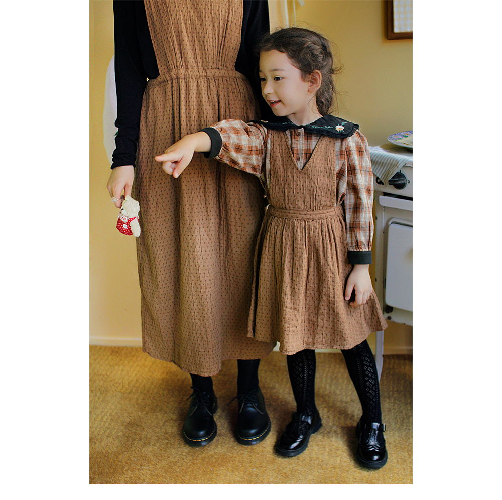 AMBER - Korean Children Fashion - #Kfashion4kids - Apel Skirt