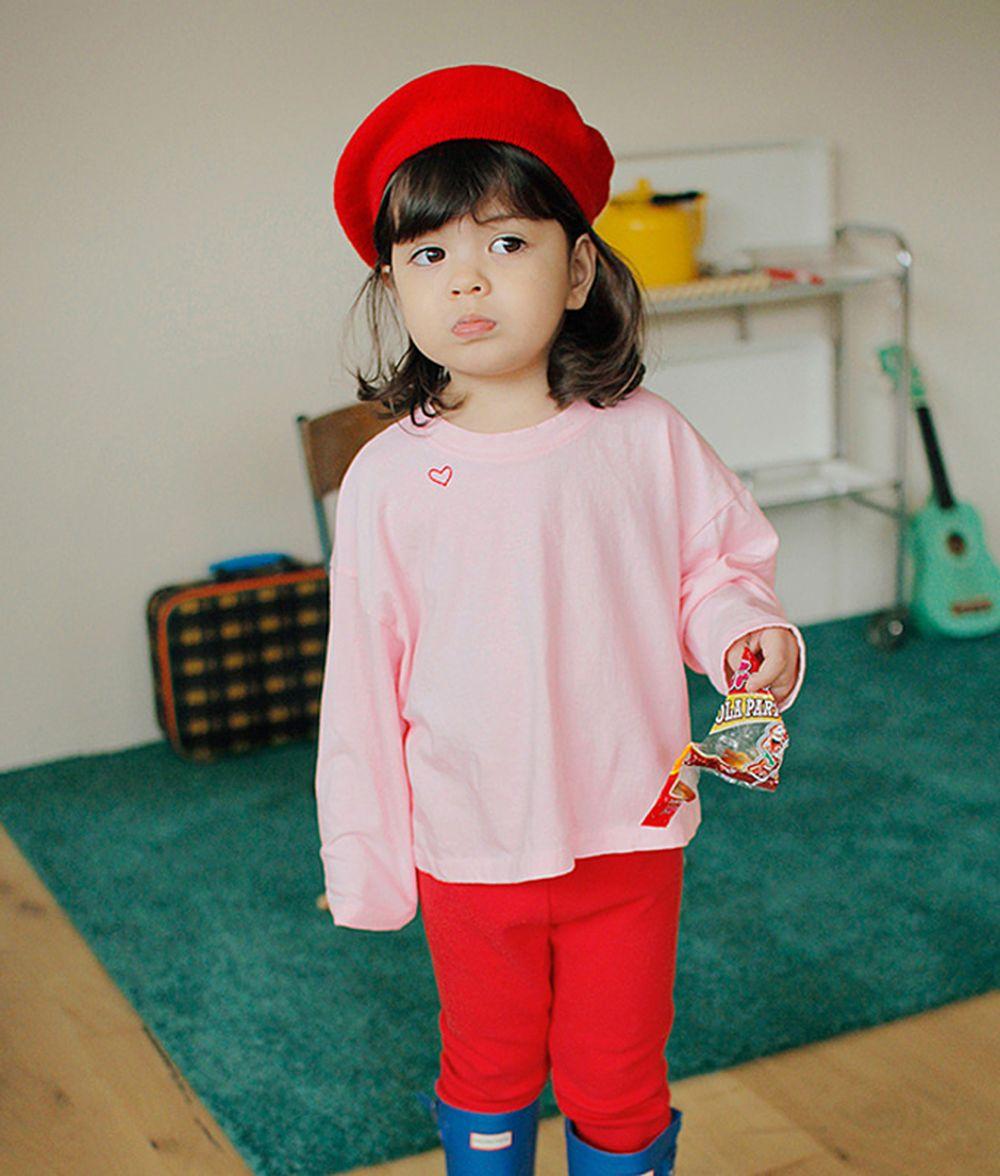 AMBER - BRAND - Korean Children Fashion - #Kfashion4kids - Chipi Tee