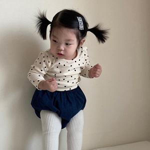 ANNE SHIRLEY - BRAND - Korean Children Fashion - #Kfashion4kids - Dot Tee