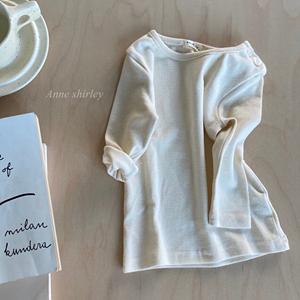 ANNE SHIRLEY - BRAND - Korean Children Fashion - #Kfashion4kids - Bebe Basic Tee