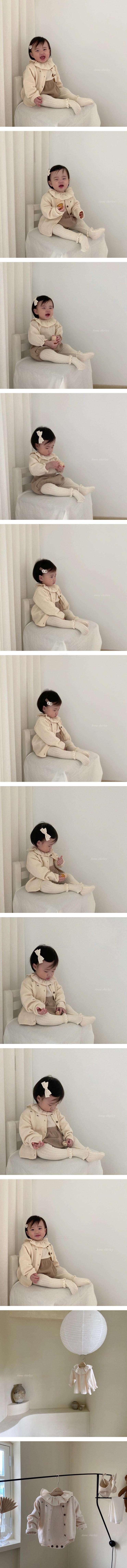 ANNE SHIRLEY - Korean Children Fashion - #Kfashion4kids - Atelier Cardigan