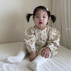ANNE SHIRLEY - BRAND - Korean Children Fashion - #Kfashion4kids - Romantic Bodysuit