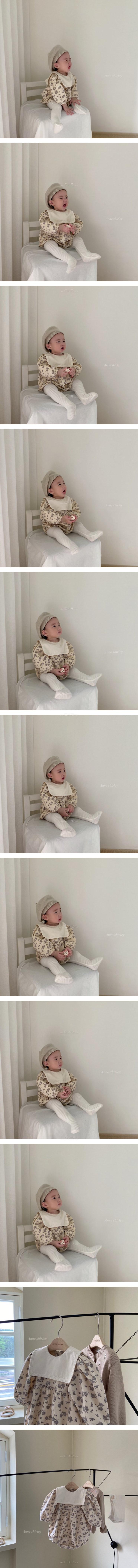 ANNE SHIRLEY - Korean Children Fashion - #Kfashion4kids - Lace Sailor Bodysuit