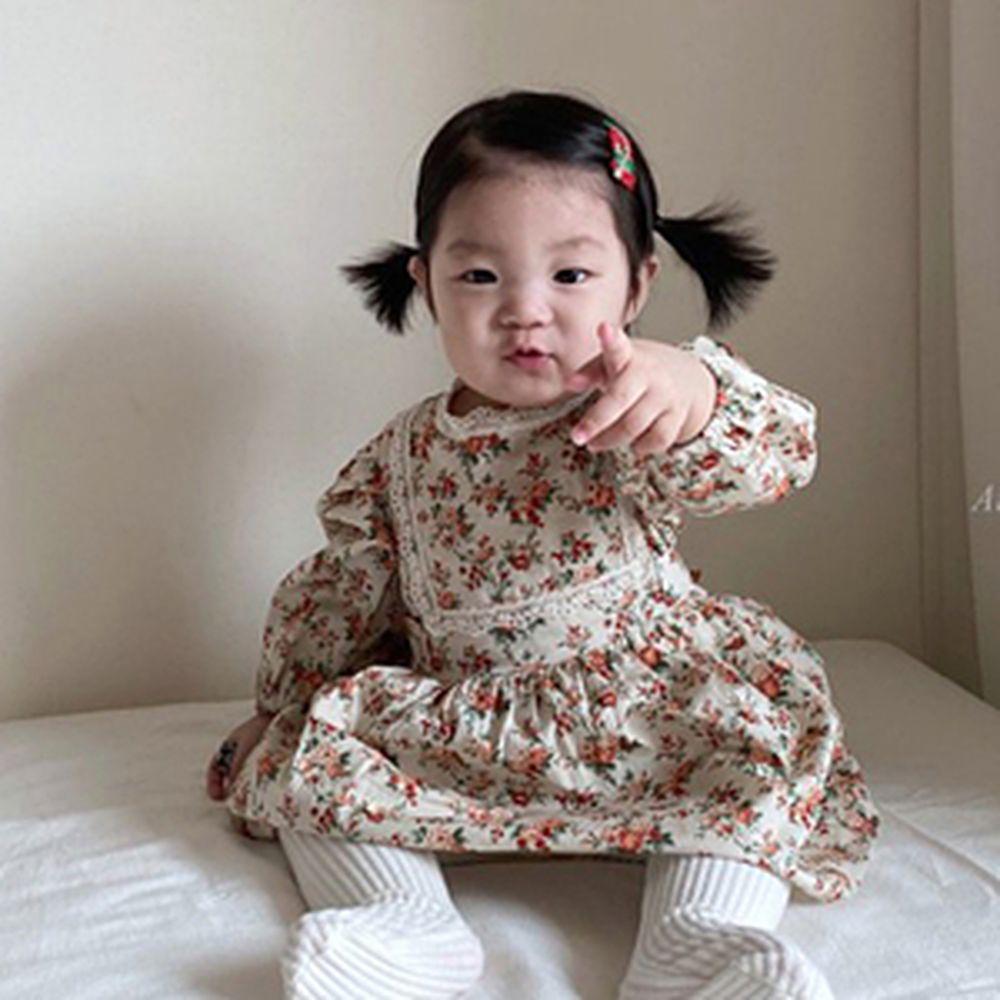 ANNE SHIRLEY - BRAND - Korean Children Fashion - #Kfashion4kids - Julia One-piece Bodysuit