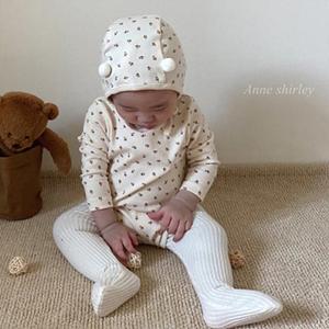 ANNE SHIRLEY - BRAND - Korean Children Fashion - #Kfashion4kids - Small Bear Romper