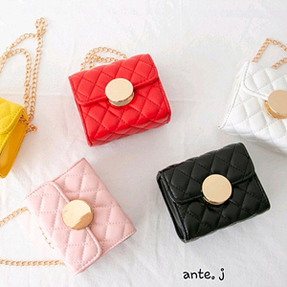 ANTE J - BRAND - Korean Children Fashion - #Kfashion4kids - Circle Square Bag