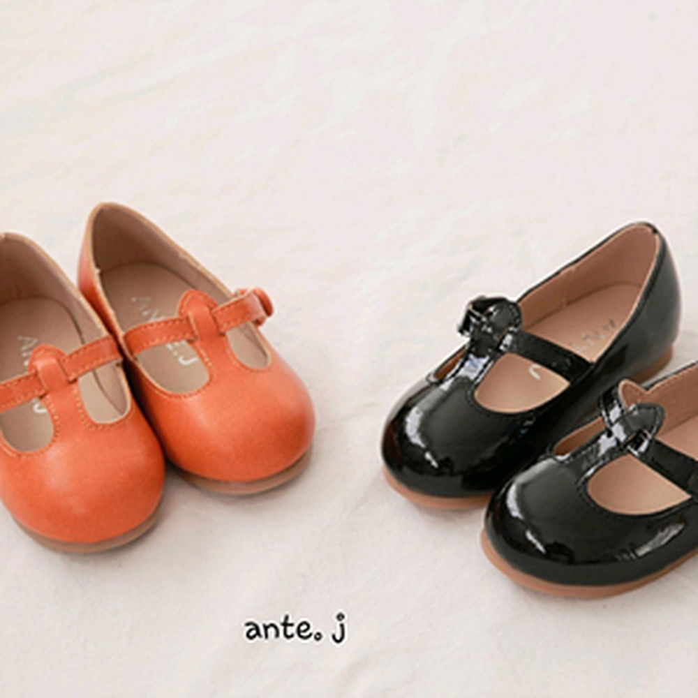 ANTE J - BRAND - Korean Children Fashion - #Kfashion4kids - Shunun Flat