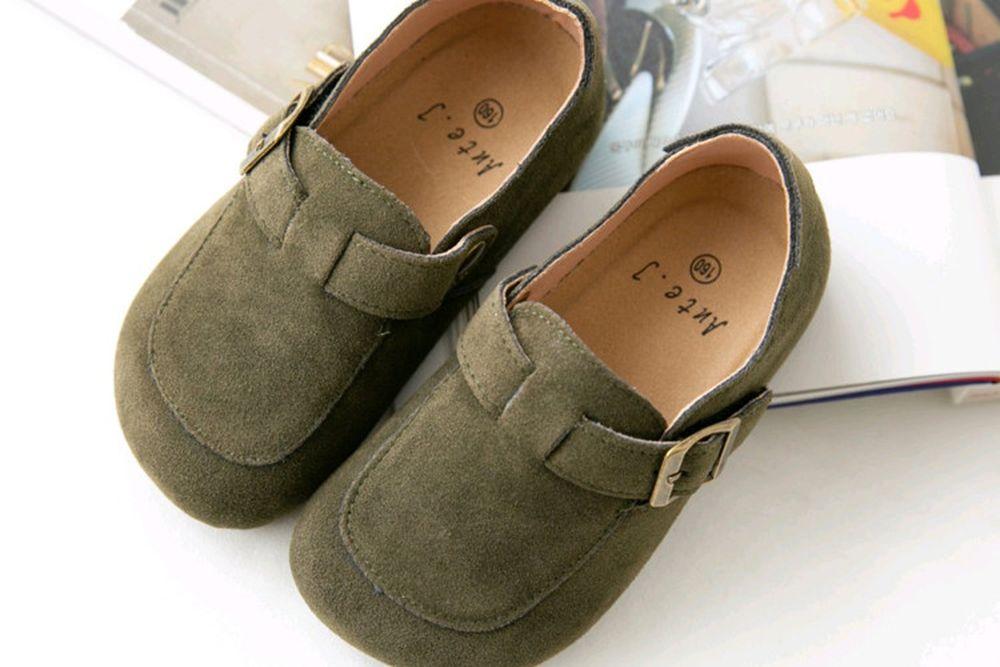 ANTE J - BRAND - Korean Children Fashion - #Kfashion4kids - Saver Loafer