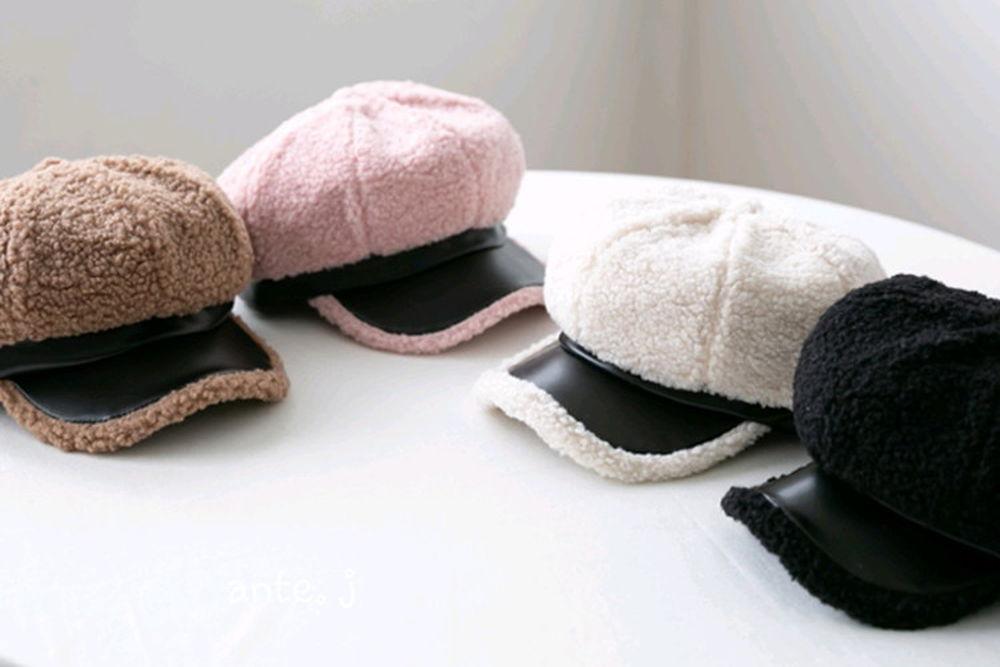 ANTE J - BRAND - Korean Children Fashion - #Kfashion4kids - Vison Beret