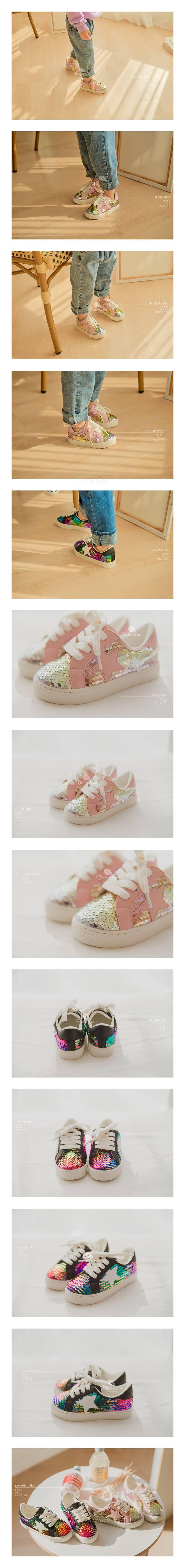 BABYZZAM - Korean Children Fashion - #Kfashion4kids - Stan Sneakers