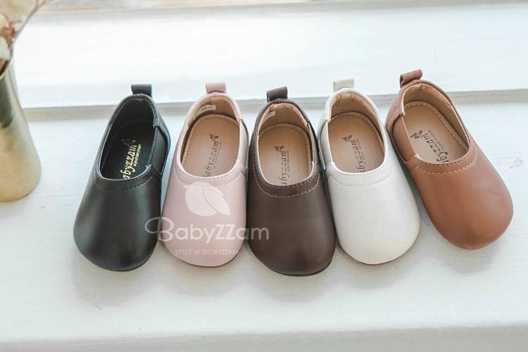 BABYZZAM - BRAND - Korean Children Fashion - #Kfashion4kids - Beans Slip-on