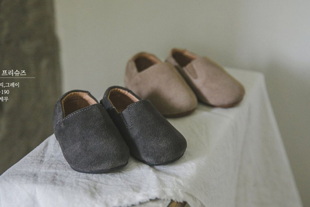 BABYZZAM - BRAND - Korean Children Fashion - #Kfashion4kids - Free Slip-on