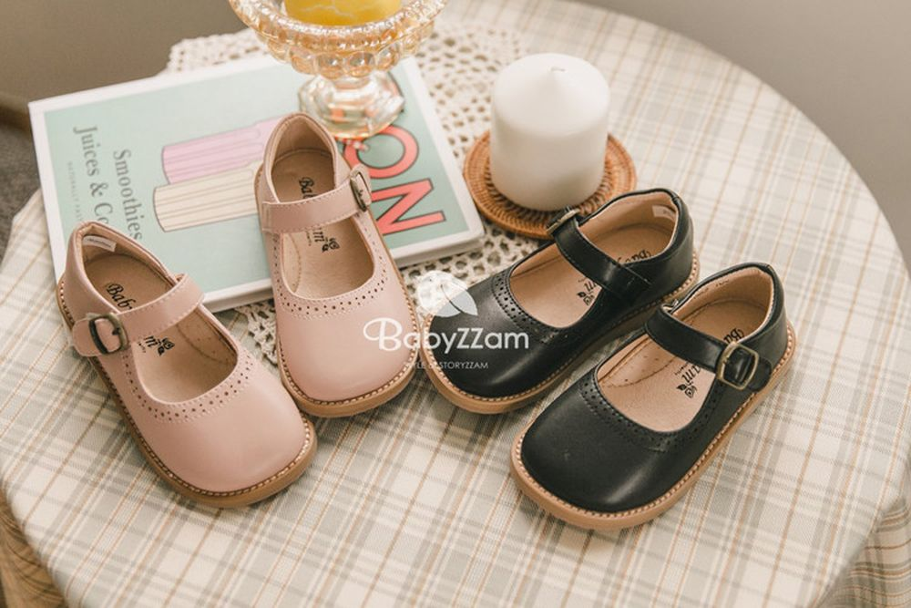BABYZZAM - BRAND - Korean Children Fashion - #Kfashion4kids - Dumble Flat