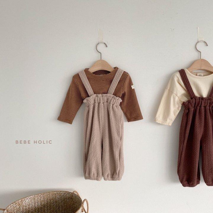 BEBE HOLIC - Korean Children Fashion - #Kfashion4kids - Knit Sausage Pants - 3