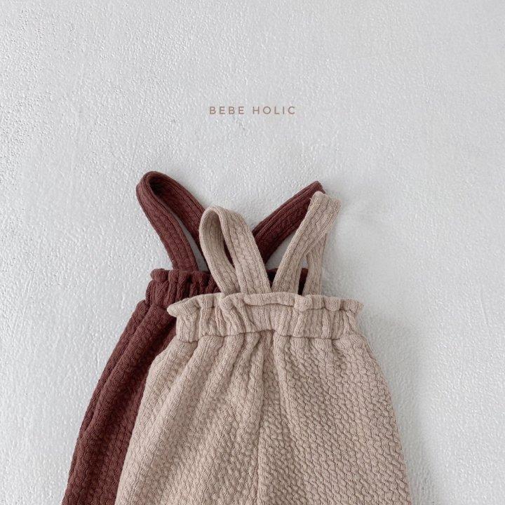 BEBE HOLIC - Korean Children Fashion - #Kfashion4kids - Knit Sausage Pants - 7
