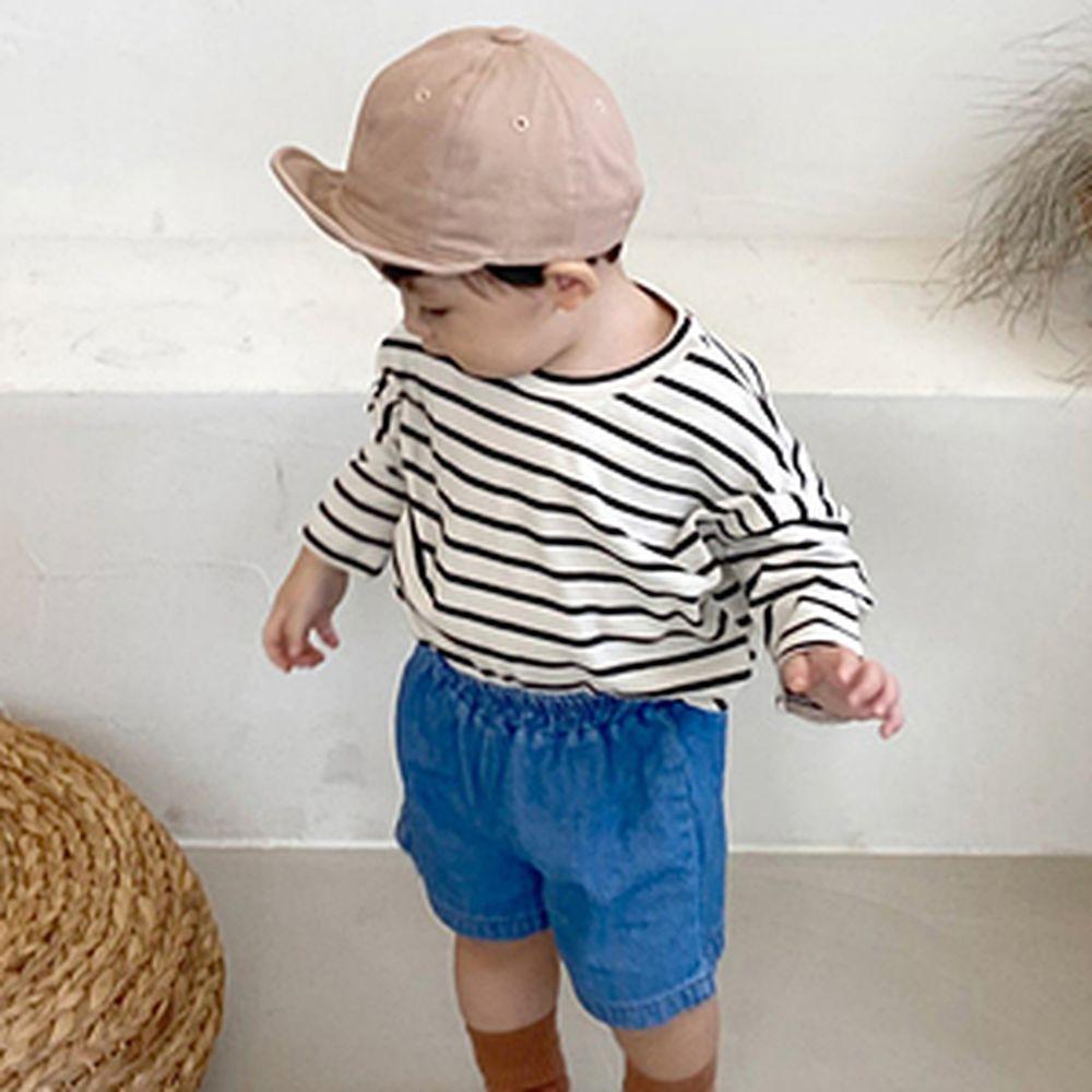 BEBE NINE - BRAND - Korean Children Fashion - #Kfashion4kids - Saint Tee