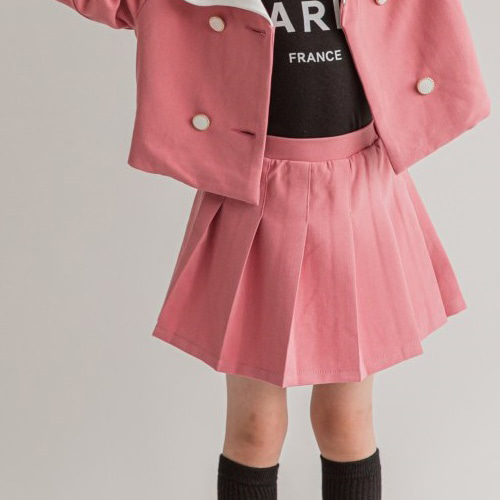 BERRY BERRY - BRAND - Korean Children Fashion - #Kfashion4kids - Cloud Skirt