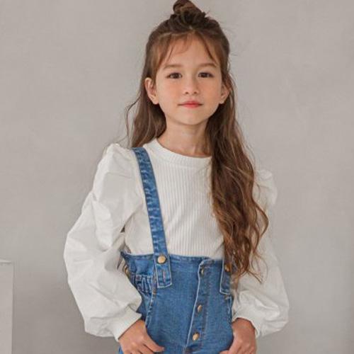 BERRY BERRY - BRAND - Korean Children Fashion - #Kfashion4kids - Soap Tee