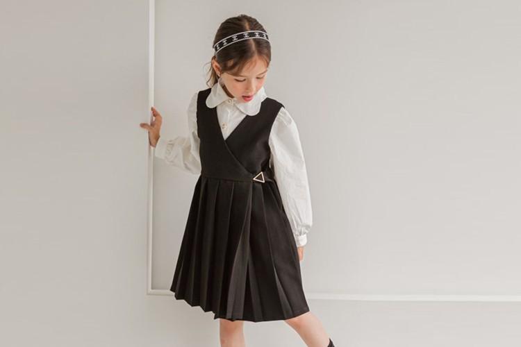 BERRY BERRY - BRAND - Korean Children Fashion - #Kfashion4kids - Bene One-piece