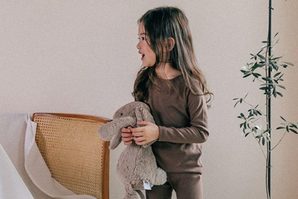 BONALOI - BRAND - Korean Children Fashion - #Kfashion4kids - Cozy Easywear
