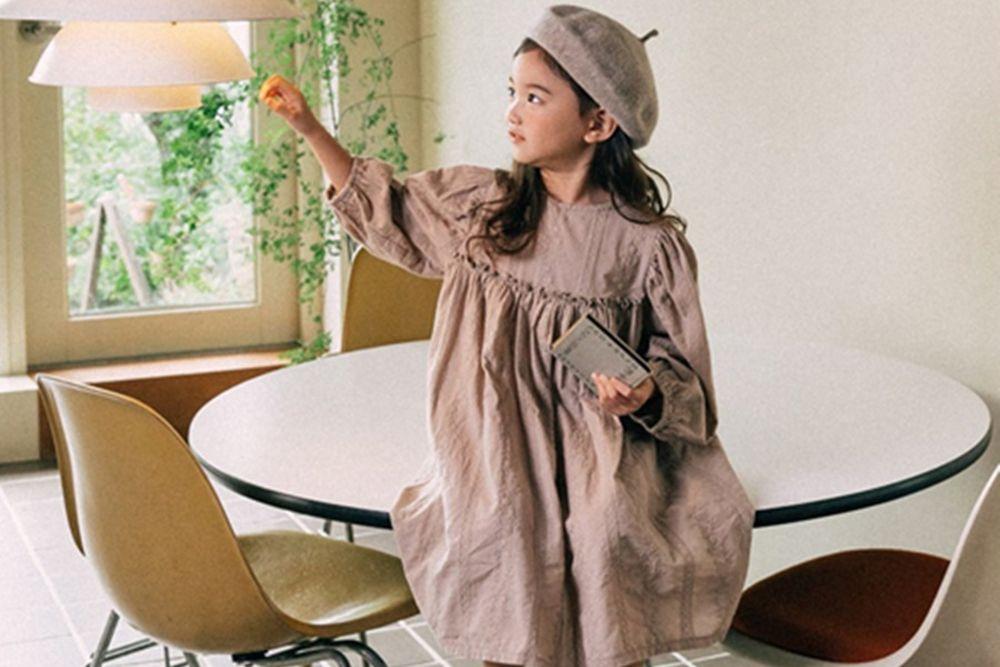 BONALOI - BRAND - Korean Children Fashion - #Kfashion4kids - Bailey One-piece
