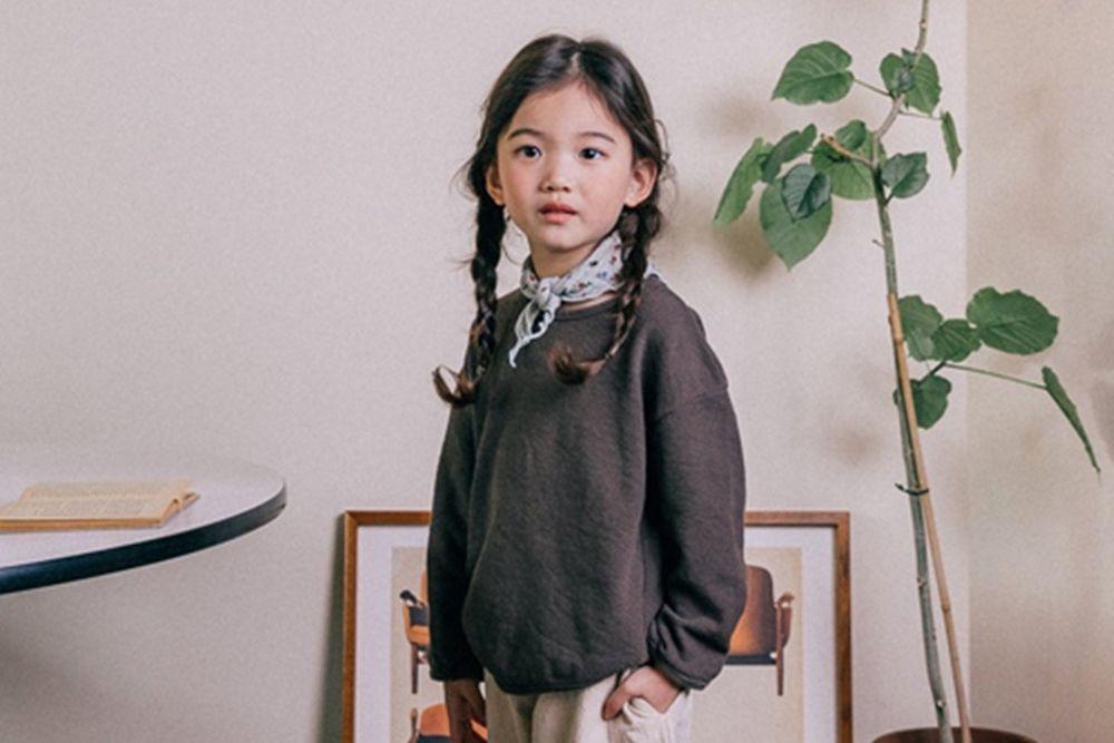 BONALOI - BRAND - Korean Children Fashion - #Kfashion4kids - You And Me Tee