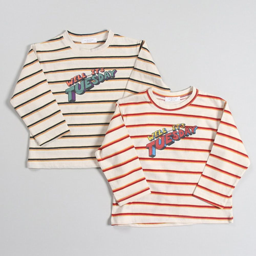 COMMENCER - BRAND - Korean Children Fashion - #Kfashion4kids - Tuesday Tee
