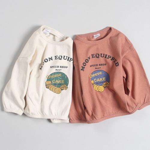 COMMENCER - BRAND - Korean Children Fashion - #Kfashion4kids - Cookie Tee