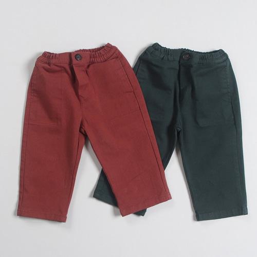 COMMENCER - BRAND - Korean Children Fashion - #Kfashion4kids - End Pants