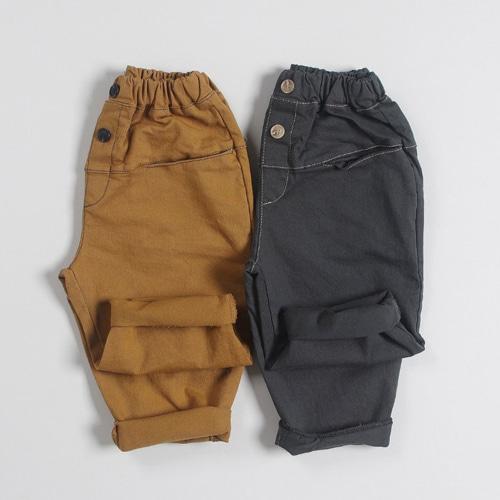 COMMENCER - BRAND - Korean Children Fashion - #Kfashion4kids - Stitch Pants