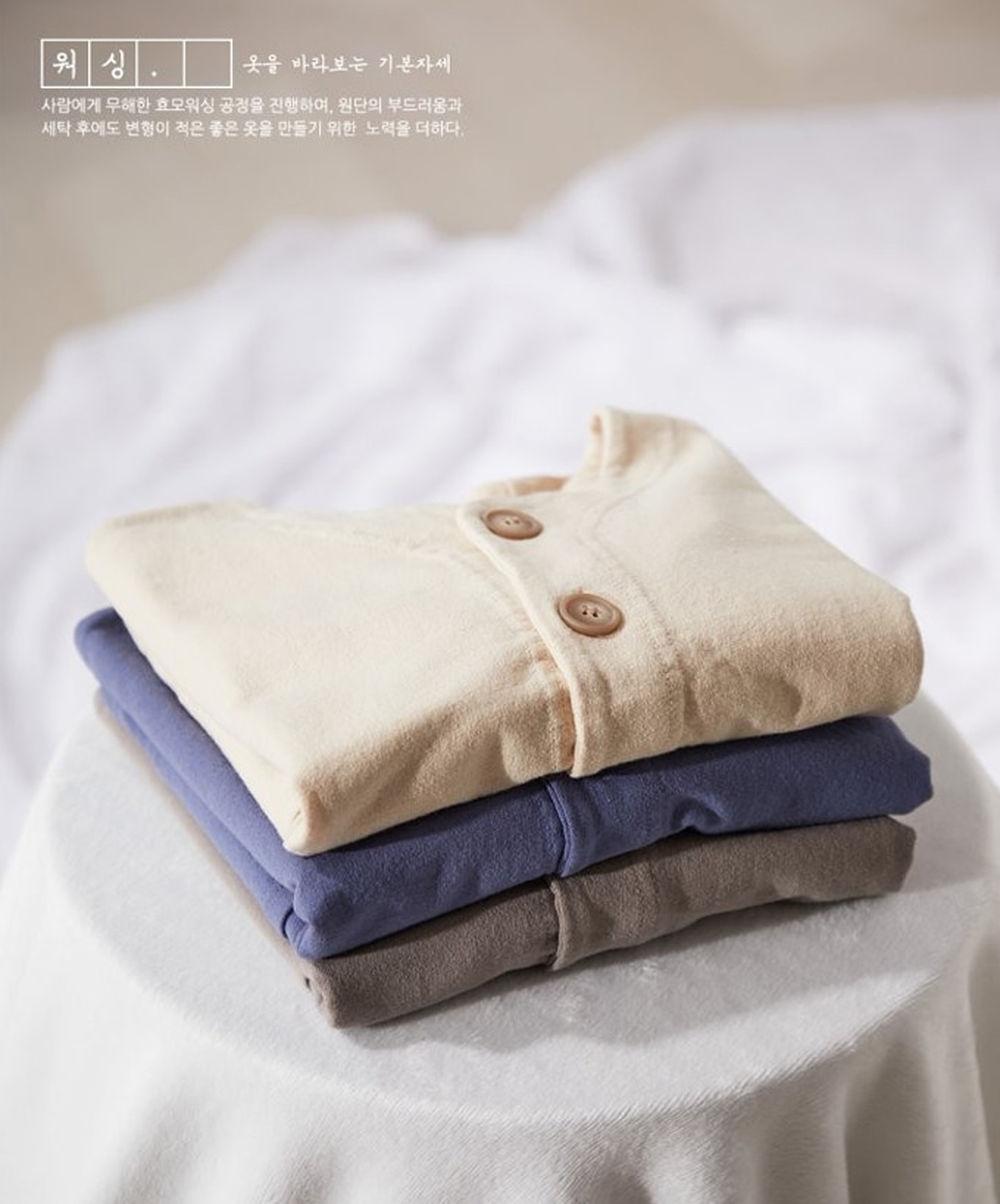 CREAMCOK - BRAND - Korean Children Fashion - #Kfashion4kids - Signal Cardigan