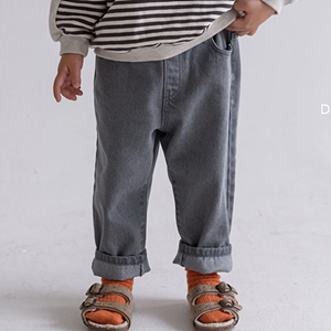 DE MARVI - BRAND - Korean Children Fashion - #Kfashion4kids - Tommy Denim Pants