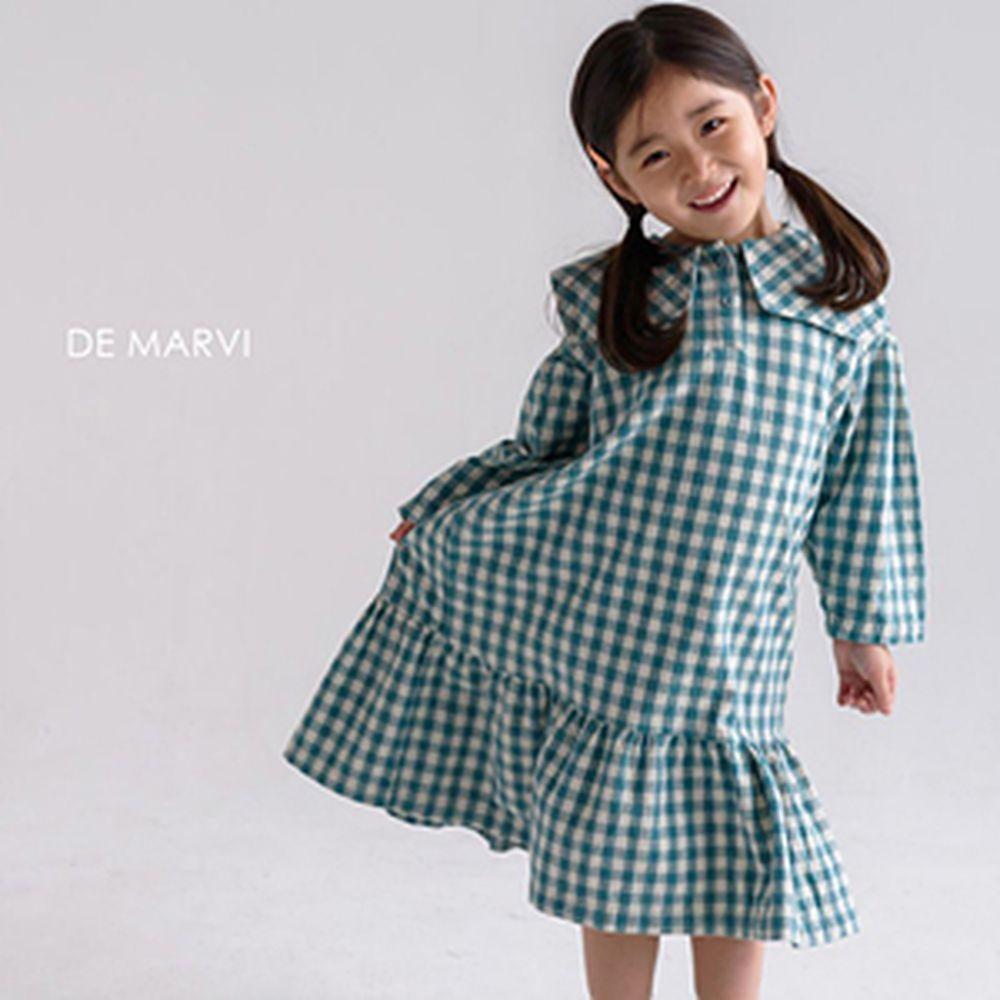 DE MARVI - BRAND - Korean Children Fashion - #Kfashion4kids - Widdy One-piece